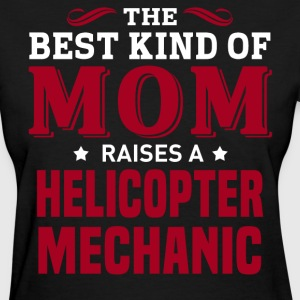 Helicopter Mechanic MOM - Women's T-Shirt