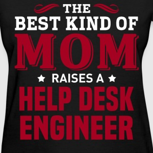 Help Desk Engineer MOM - Women's T-Shirt
