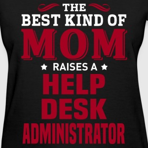 Help Desk Administrator MOM - Women's T-Shirt