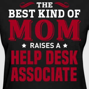 Help Desk Associate MOM - Women's T-Shirt
