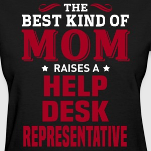 Help Desk Representative MOM - Women's T-Shirt