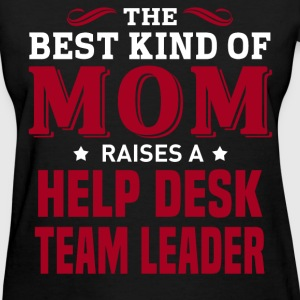 Help Desk Team Leader MOM - Women's T-Shirt