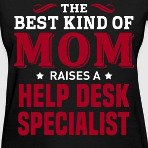 Help Desk Specialist MOM - Women's T-Shirt