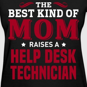 Help Desk Technician MOM - Women's T-Shirt