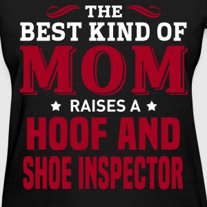 Hoof And Shoe Inspector MOM - Women's T-Shirt