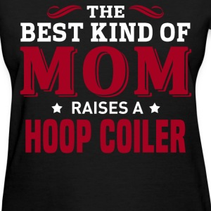 Hoop Coiler MOM - Women's T-Shirt
