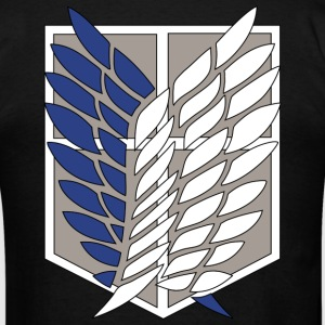 Attack on Titan - Survey Corps - Men's T-Shirt
