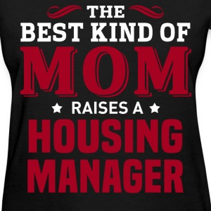 Housing Manager MOM - Women's T-Shirt