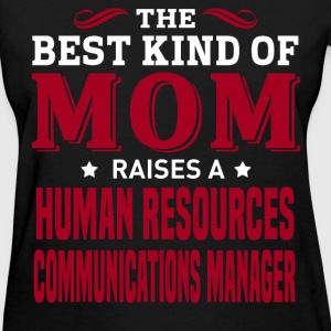 Human Resources Communications Manager MOM - Women's T-Shirt