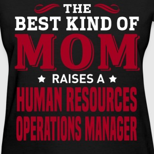Human Resources Operations Manager MOM - Women's T-Shirt