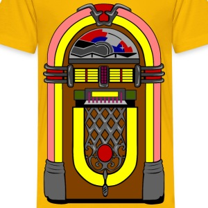 Fifties Jukebox - Kids' Premium T-Shirt