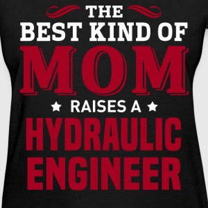 Hydraulic Engineer MOM - Women's T-Shirt