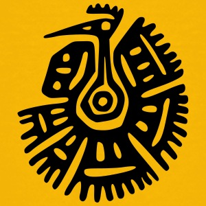 Ancient Mexico Motif (5) - Kids' Premium T-Shirt