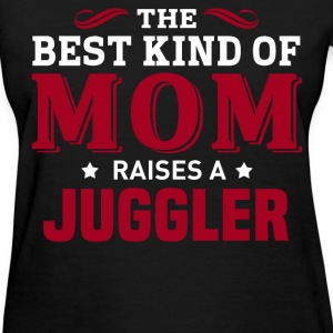 Juggler MOM - Women's T-Shirt