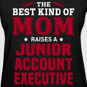 Junior Account Executive MOM - Women's T-Shirt