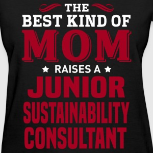 Junior Sustainability Consultant MOM - Women's T-Shirt