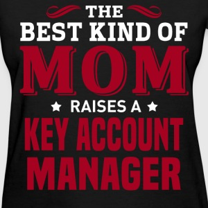 Key Account Manager MOM - Women's T-Shirt