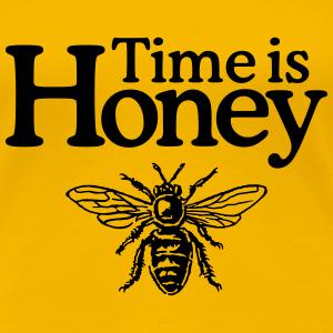 Time is Honey Beekeeper Design