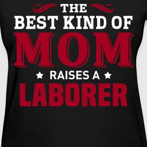 Laborer MOM - Women's T-Shirt