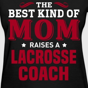 Lacrosse Coach MOM - Women's T-Shirt