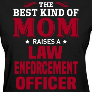 Law Enforcement Officer MOM - Women's T-Shirt