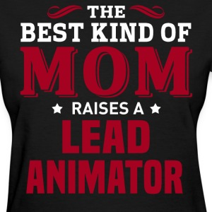 Lead Animator MOM - Women's T-Shirt