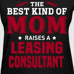 Leasing Consultant MOM - Women's T-Shirt