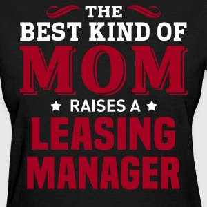 Leasing Manager MOM - Women's T-Shirt