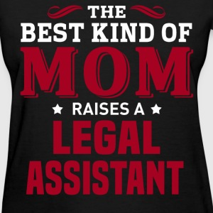 Legal Assistant MOM - Women's T-Shirt