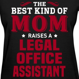 Legal Office Assistant MOM - Women's T-Shirt