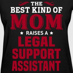 Legal Support Assistant MOM - Women's T-Shirt