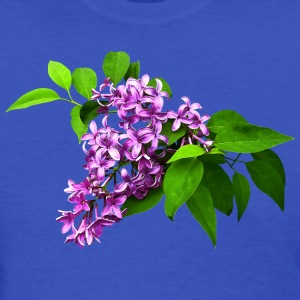 Lilacs and Leaves T-Shirts - Women's T-Shirt