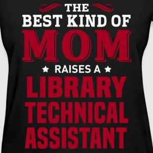 Library Technical Assistant MOM - Women's T-Shirt