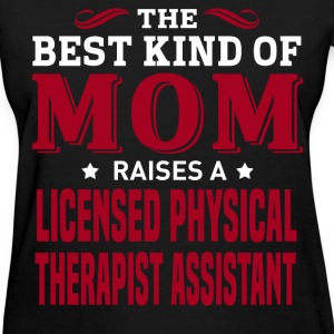 Licensed Physical Therapist Assistant MOM - Women's T-Shirt