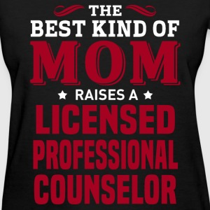 Licensed Professional Counselor MOM - Women's T-Shirt
