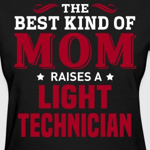 Light Technician MOM - Women's T-Shirt