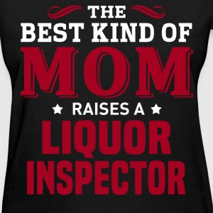 Liquor Inspector MOM - Women's T-Shirt