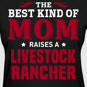 Livestock Rancher MOM - Women's T-Shirt