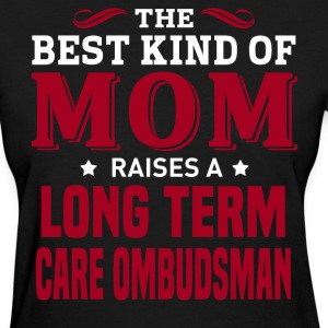 Long Term Care Ombudsman MOM - Women's T-Shirt