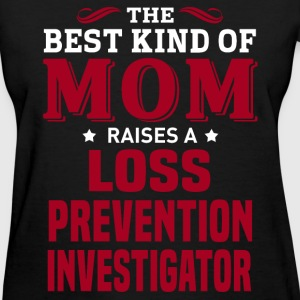 Loss Prevention Investigator MOM - Women's T-Shirt
