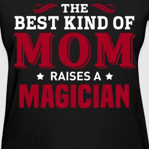 Magician MOM - Women's T-Shirt