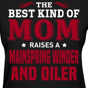 Mainspring Winder And Oiler MOM - Women's T-Shirt