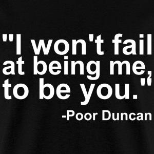 poor duncan quote