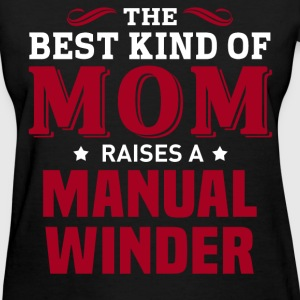 Manual Winder MOM - Women's T-Shirt