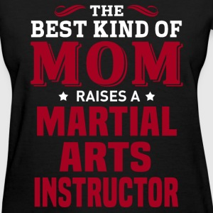Martial Arts Instructor MOM - Women's T-Shirt
