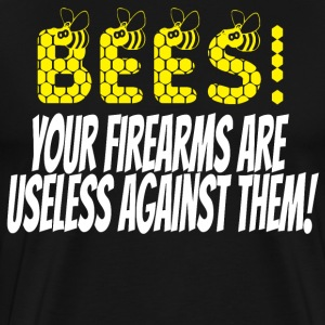 Bees! Tommy Boy Quote T-Shirts - Men's Premium T-Shirt