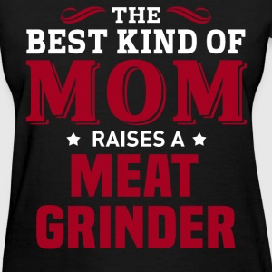 Meat Grinder MOM - Women's T-Shirt