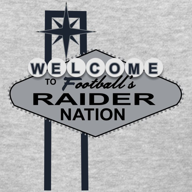 WelcomeRaiderNation f