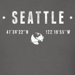 Seattle T-Shirts - Men's T-Shirt