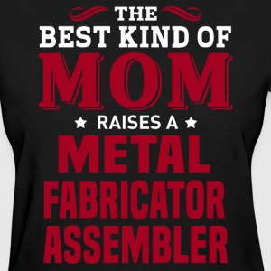 Metal Fabricator Assembler MOM - Women's T-Shirt